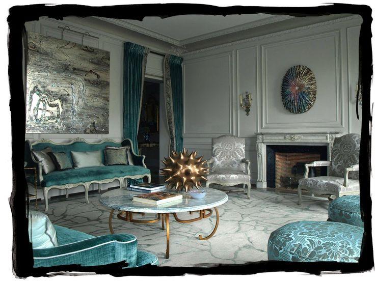 Louvre Artist Residence Living Rooms