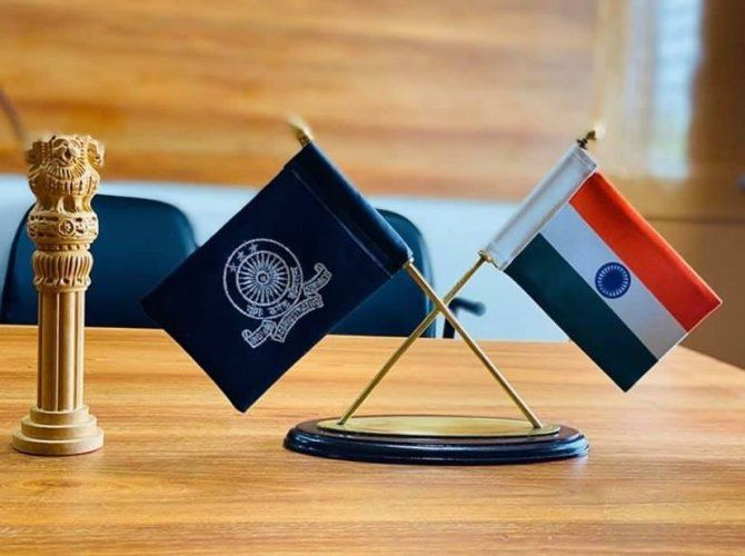Photo credit: Facebook/ IAS association | Ias officers, Indian flag wallpaper, Indian flag