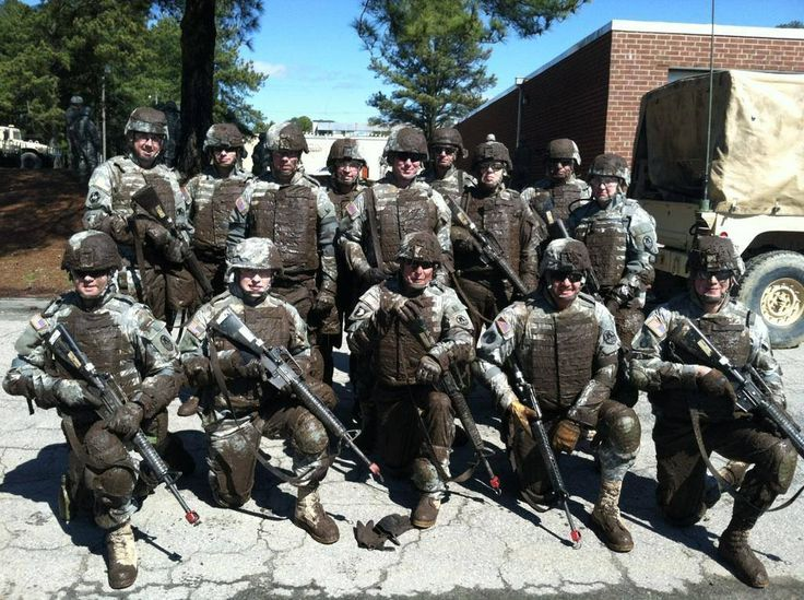 army national guard pre ranger school