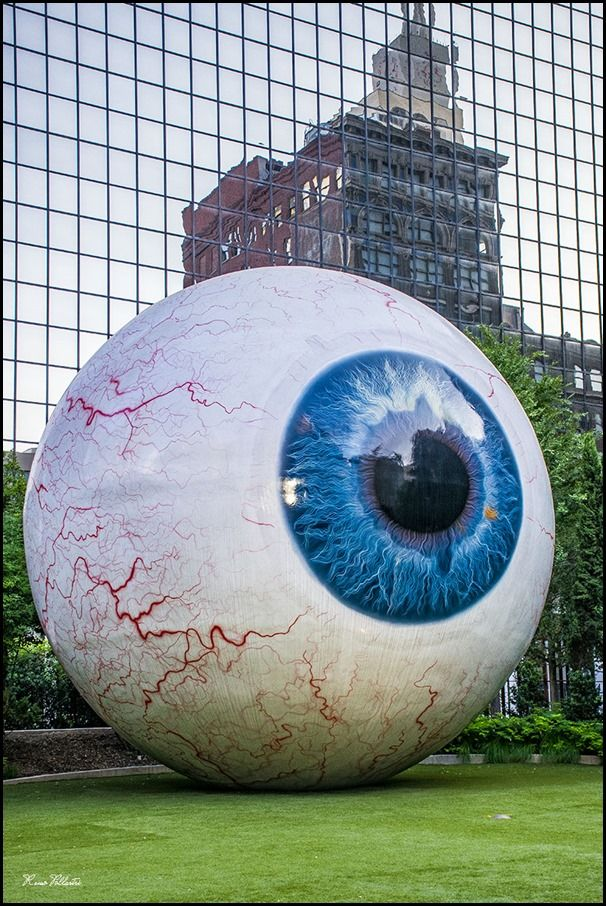 Eye At The Joule, Dallas