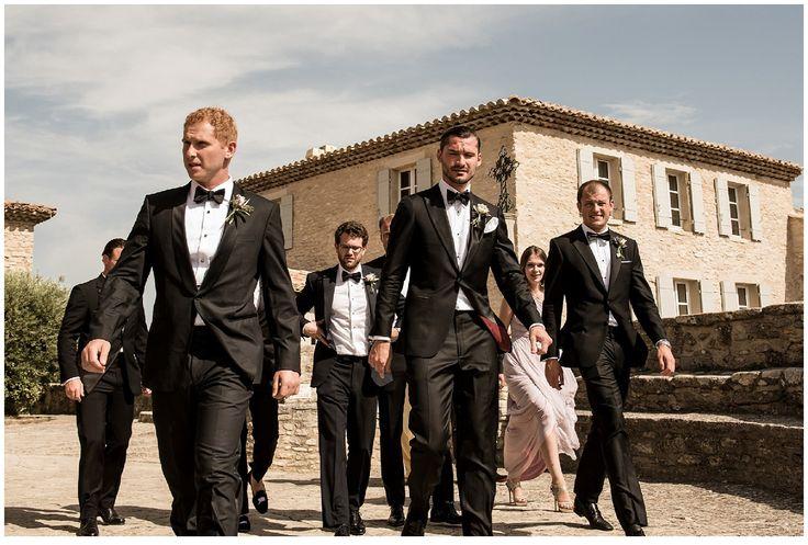 Mariage en provence dans le superbe hôtel Crillon-le-Brave - IVAN FRANCHET