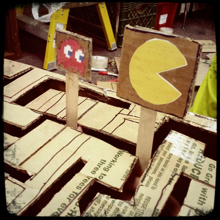 733 best images about for henry on pinterest super mario bros super mario birthday and mario - Diy projects with a cardboard box boundless creativity ...