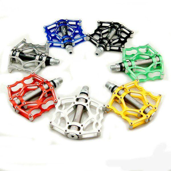 Scudgood cojinetes triples aleación de aluminio pedales de la bicicleta carretera mtb bicicleta