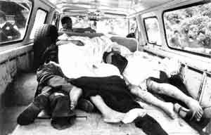 foto 7 masacre de Tlatelolco 68