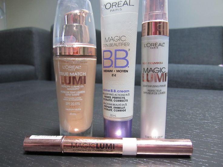Lumi Love! L'Oréal Paris True Match Lumi Healthy Luminous makeup ...
