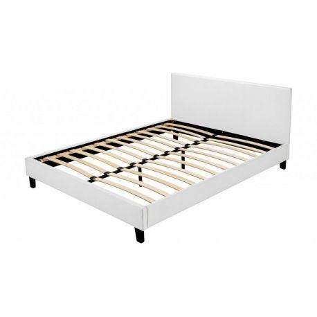 Funkcjonalność, minimalizm i prostota w jednym - to przepis na elegancki, ponadczasowy mebel pasujący do każdej sypialni. Takie właśnie jest nasze łóżko Mattson. W kolorze aksamitnej bieli pozwoli na aranżację wymarzonej sypialni.