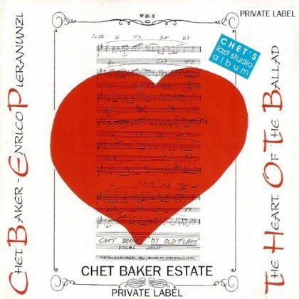 The Heart of the Ballad: Chet Baker & Enrico Pieranunzi
