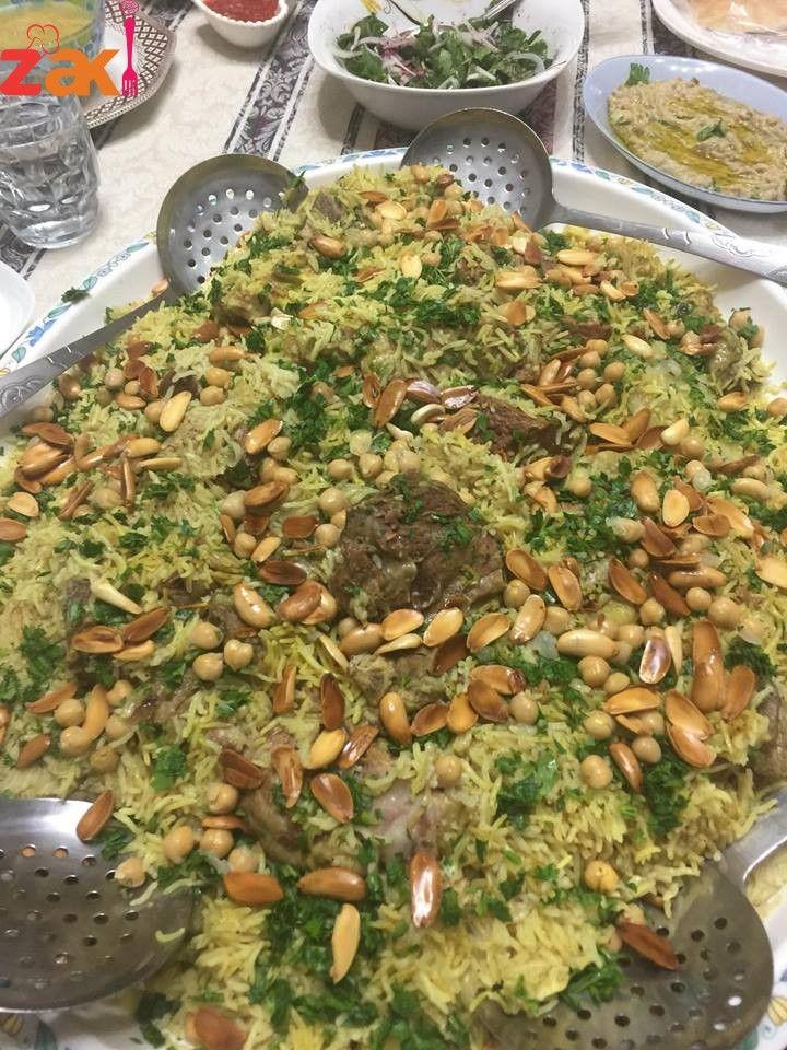 طريقة القدره الفلسطينيه زاكي Palestinian Food Egyptian Food Indian Rice Recipes
