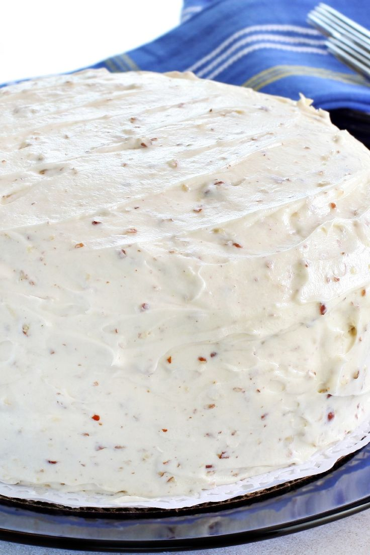 Elvis Presley Cake Recipe with Pineapple, Cream Cheese Frosting and Made with Cake Mix