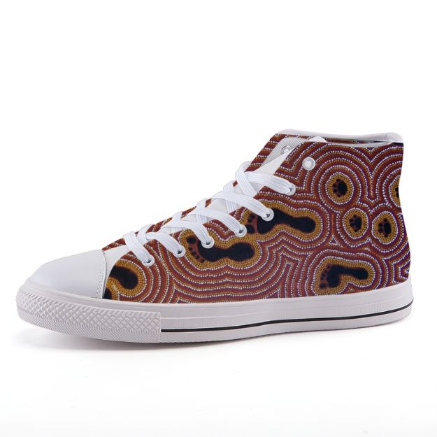 Walkabout SMK High-top fashion canvas shoes