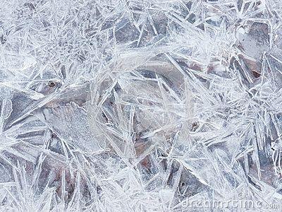 Jagged Ice Texture