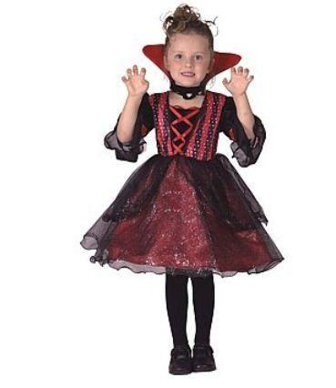 Vampierjurk meisjes #vampier #vampierjurk #vampierpak #vampierkostuum