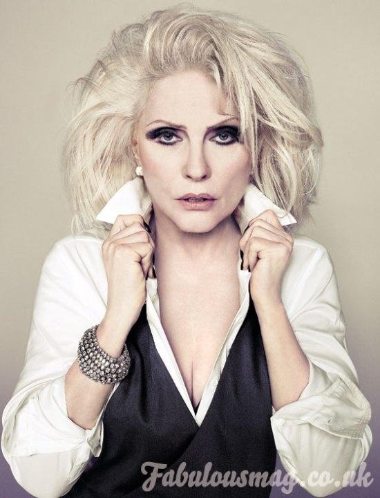 Debbie Harry Blondie Fabulous magazine
