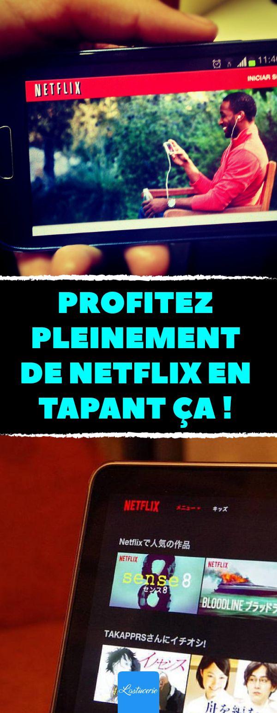 Les adeptes de Netflix, la désormais très célèbre plateforme de streaming, s…