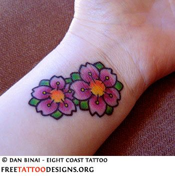 Inner Wrist Tattoos | Wrist Tattoos Designs Beautiful Feminine Butterfly