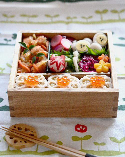 抜けるような青さに澄み切ったお天気の東京深川ヽ(´▽`)/そんな気持ちのいい快晴の日のオベントー!・鮭の南蛮漬け・赤玉ねぎとラディッシュのレッドマリネ・キャベツとピーマンの胡麻油マリネ・うずらの卵の岩下漬け・紫キャベツのサラダ・いくらと蓮根の岩下漬けの玄米おにぎり>>お弁当ブログランキングお弁当ブログランキング...