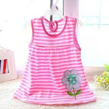 Resultado de imagen para vestidos de niña con tela bordada