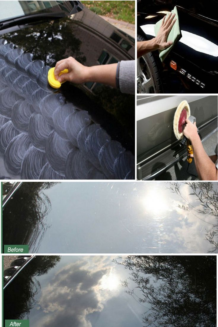It is important to know how to use a car wax since