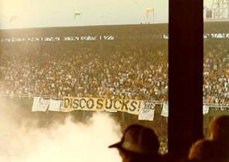 Disco Demolition Night: Scenes from the Night Disco Died (or Did It?) at Chicago's Comiskey Park, 1979