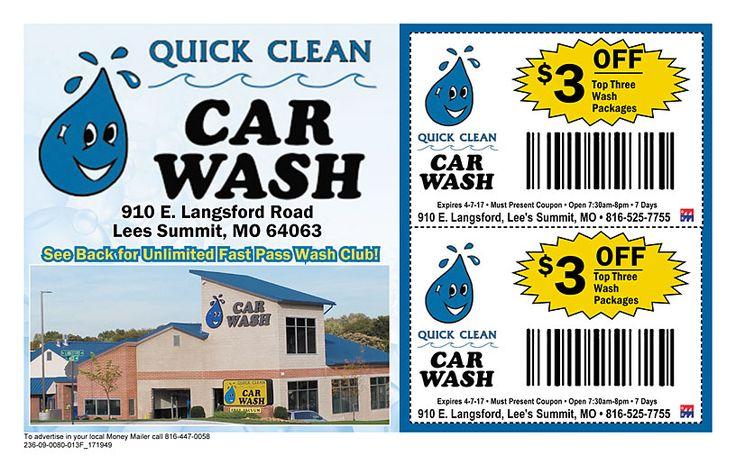 Quick Clean Car Wash in JM Car Care Car wash, Quick