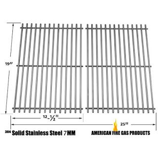 Grillpartszone- Grill Parts Store Canada - Get BBQ Parts,Grill Parts Canada: Grill Mate Cooking Grid | Replacement 2 Pack Stain...