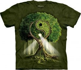 Tričko Strom Jin Jang