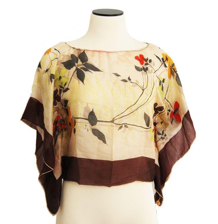 Jessamity: Project: DIY scarf blouse