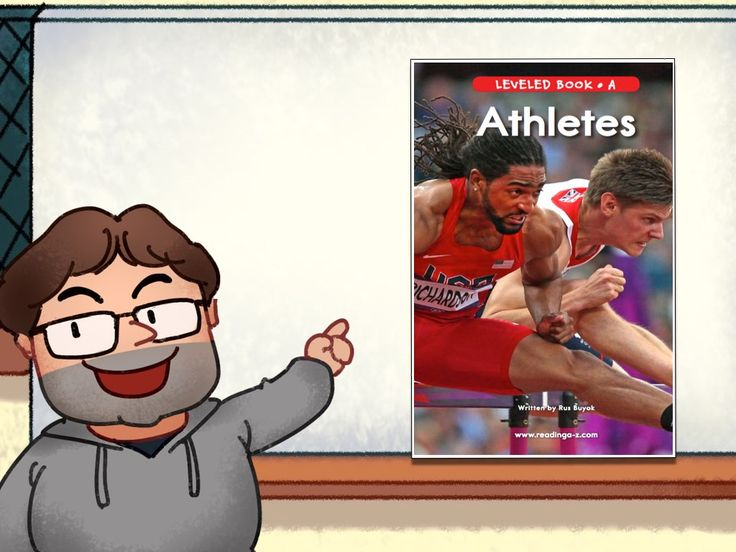 Athletes - Children love to show off their athletics.