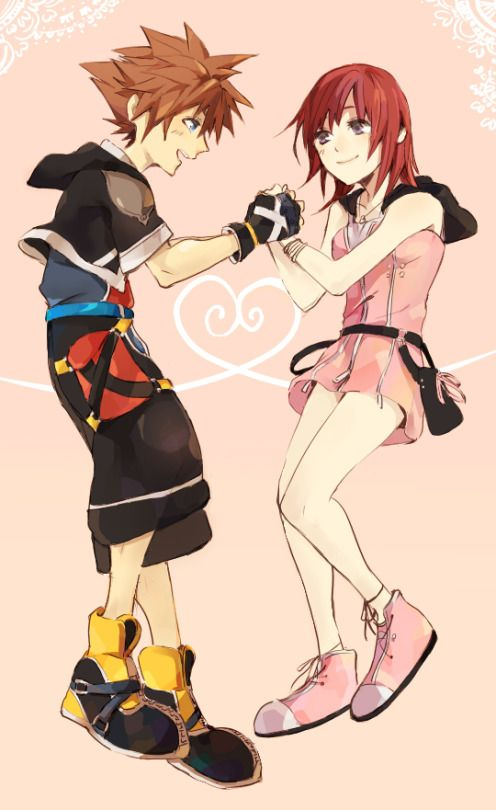 Kingdom hearts kairi naked pictures agree with