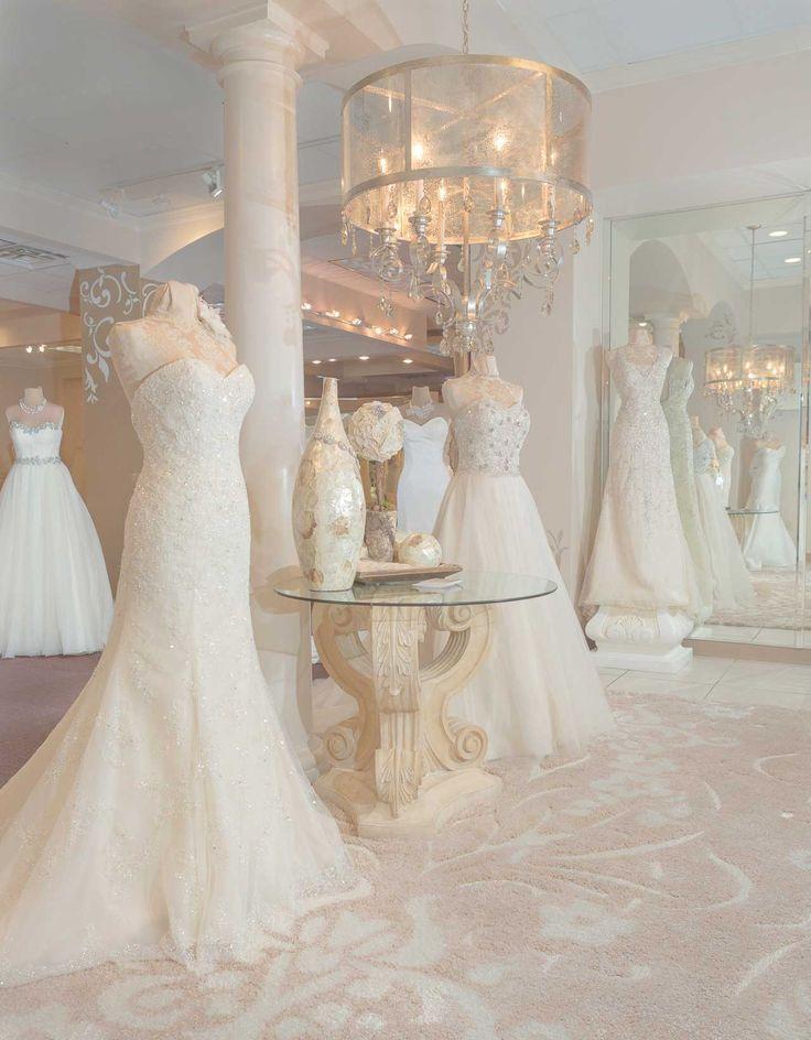 Fancy Store of the Week Brickhouse Bridal Shop in Houston Texas
