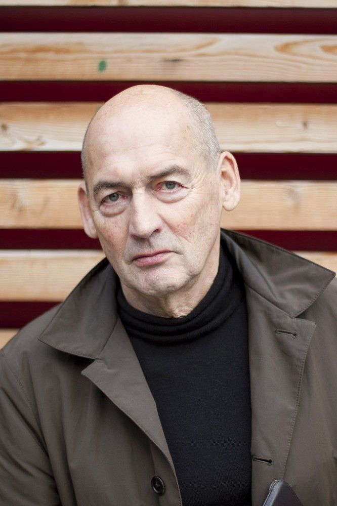 """Architecture today is little more than cardboard"",  Rem Koolhaas all'inaugurazione della biennale 2014"