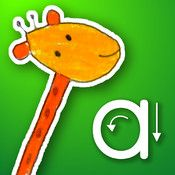 IWRITEWORDS (HANDWRITING GAME)   Kids learn handwriting in a fun and entertaining manner. Perfect for preschoolers.