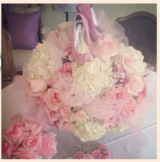 Beautiful, Flower And Centerpieces