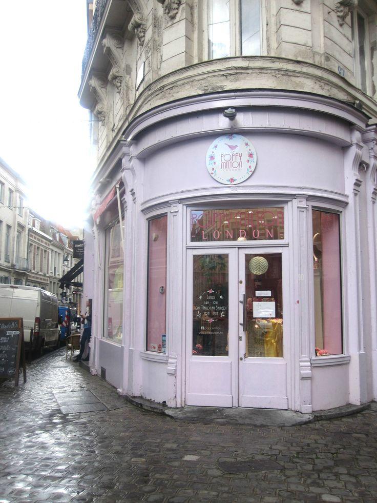 Petit tour dans les rues du Vieux-Lille...