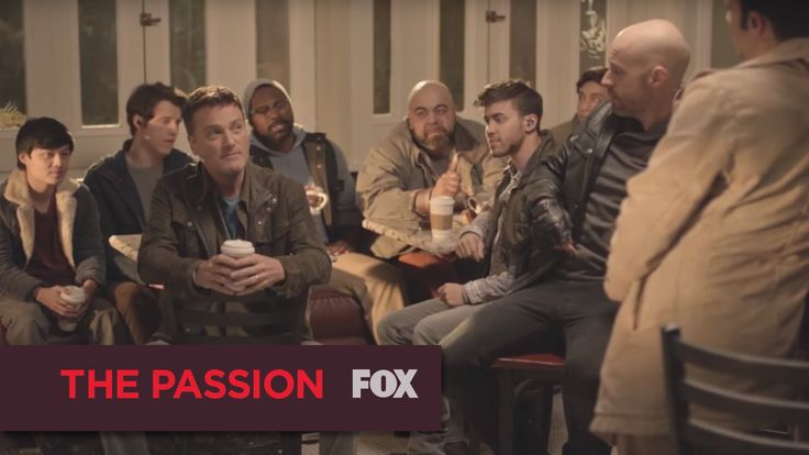THE PASSION | Coffee Shop | FOX BROADCASTING
