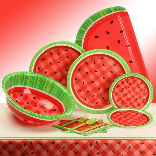 Perfect for a watermelon party
