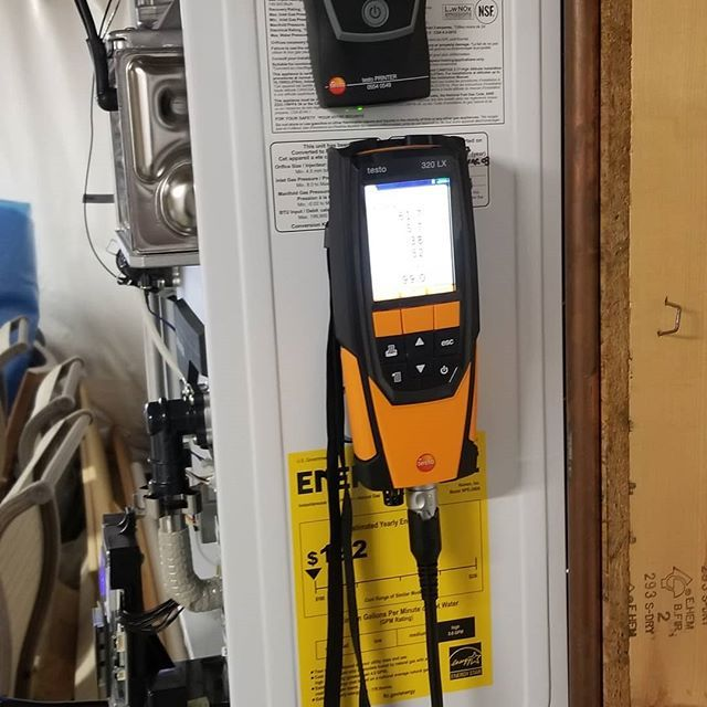 Has your furnace boiler or hot water heater Been rested for top ...