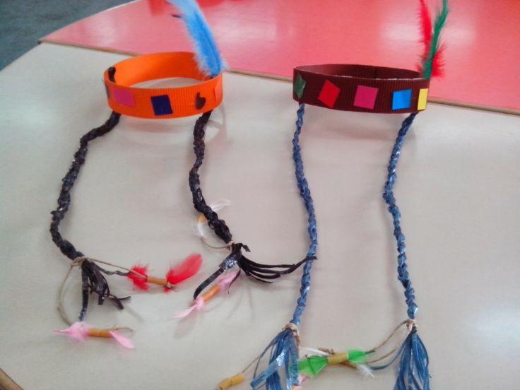 Maro's kindergarten: Ινδιάνικα & κατασκευή έκπληξη Τσικνοπέμπτης!