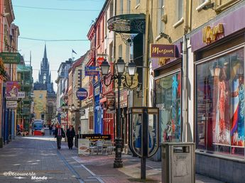 Fr.: Ma visite de Cork dans le sud du pays  --------------------------------------  En.:  Visit Cork in the south of country