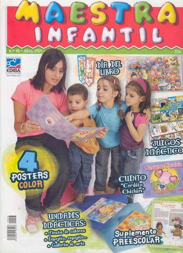 Revista Infantil Nº 46 2007 - Srta Lalyta - Álbuns Web Picasa