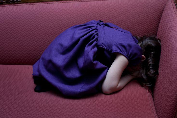Little girl.  Rochester, NY. April, 2012  ©Alessandra Sanguinetti/Magnum Photos
