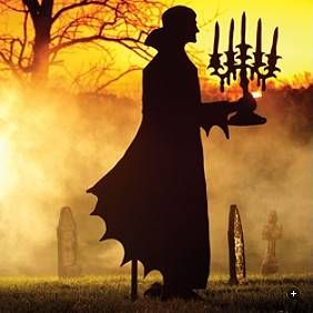 322 best halloween silhouettes images on Pinterest ...