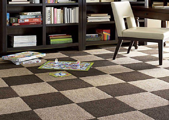 New Basement Carpet Tiles Lowes