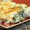 Cheesy Rice, Kale, and Mushroom Casserole   AllFreeCasseroleRecipes.com