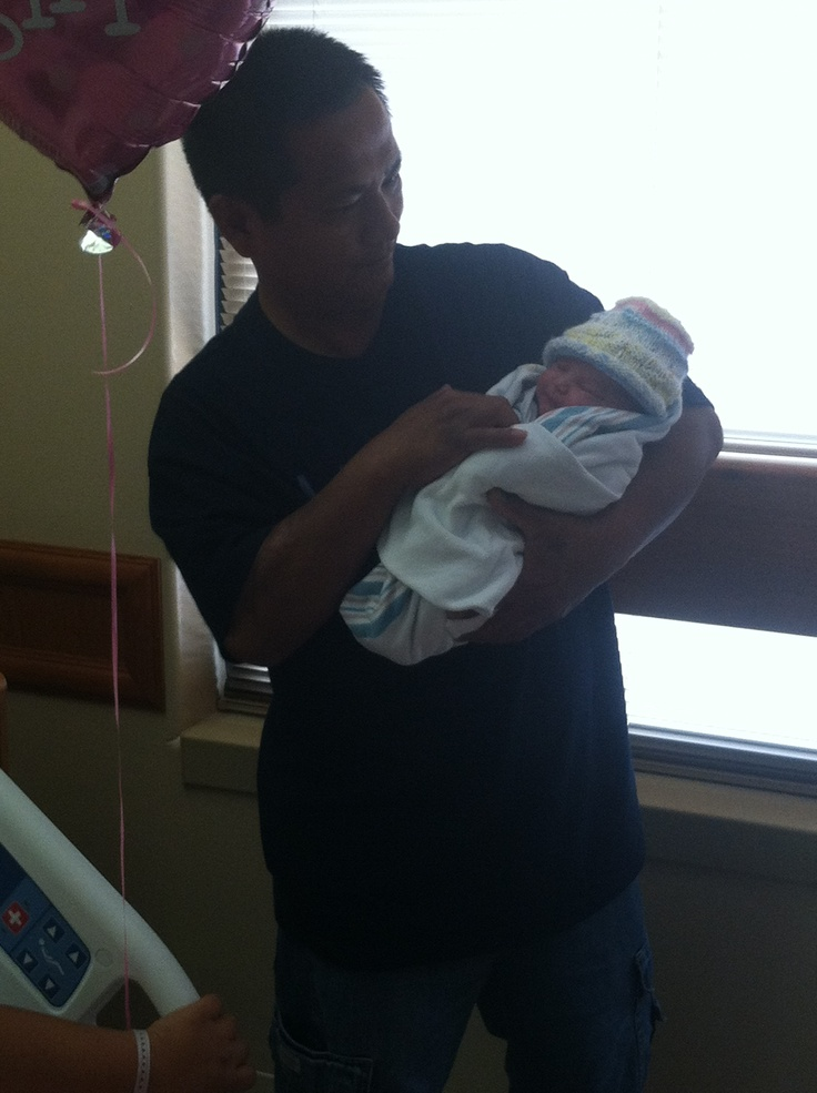 Daddy and Kayley