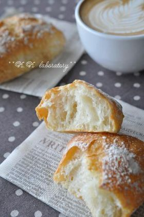 「カリッと軽めの塩リュスティック」nonnon | お菓子・パンのレシピや作り方【corecle*コレクル】