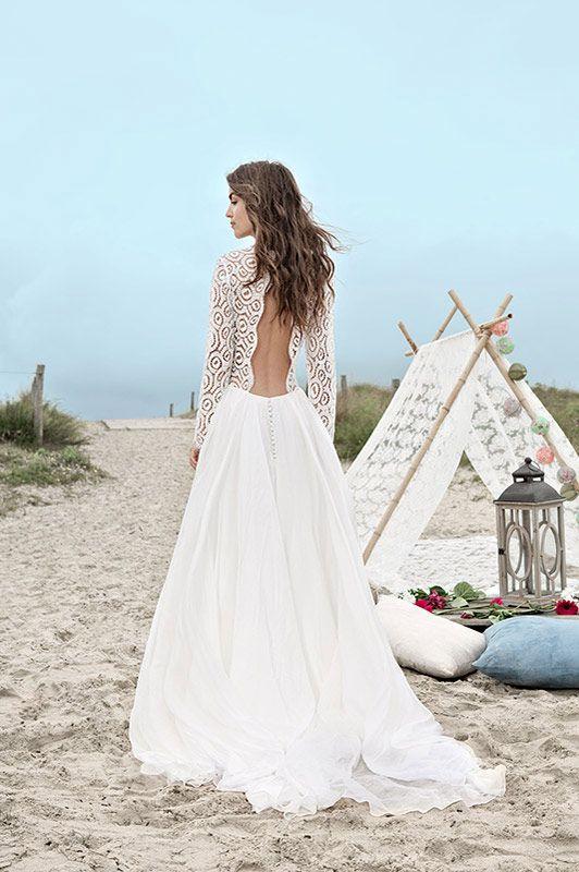 Robes de mariées sur-mesure Matt - Fabienne Alagama