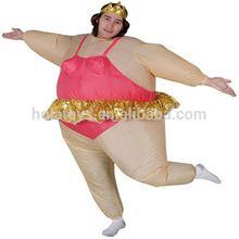 hola ballett halloween kostüm aufblasbar kostüm für erwachsene
