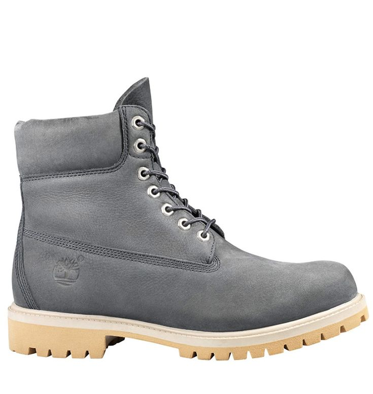 timberland homme grise