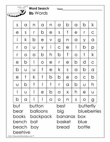 find words with letters 2 17 best images about letter b on letter b 1227